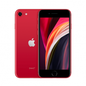 iPhone SE 64GB (PRODUCT) Red Slim Box