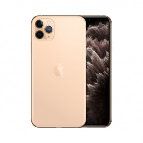 iPhone 11 Pro Max Dual Sim 64 GB Gold
