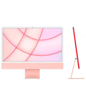 "iMac 24"" Retina 4,5K/M1/8GB/256GB SSD/with Touch ID/Pink 2021"