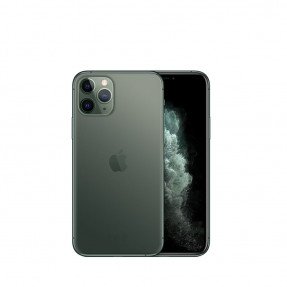 iPhone 11 Pro Dual Sim 64 GB Midnight Green
