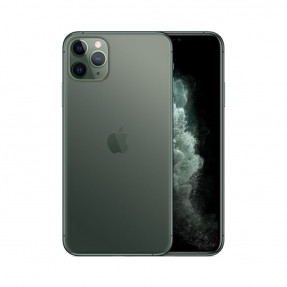 iPhone 11 Pro Max Dual Sim 64 GB Midnight Green