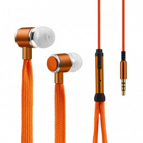 Shoelace Orange