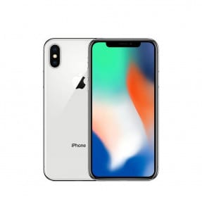 iPhone_X_Silver_64Gb_1