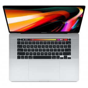 MacBook Pro 16 Touch Bar i9 2.4 GHz 2TB Silver 2020 (Z0Y3000S4/Z0Y0000B0)