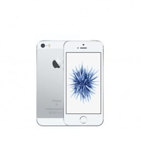iPhone SE Silver 128GB