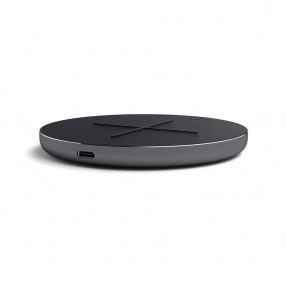 Satechi Fast Wireless Charger Space Gray