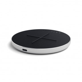 Satechi Fast Wireless Charger Silver