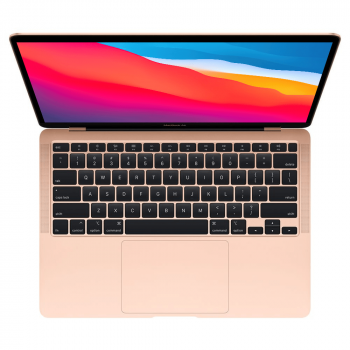MacBook Air Apple M1 Chip 256GB Gold MGND3