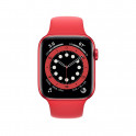 Apple Watch S6 44 mm (PRODUCT)RED Aluminum Case Sport Band (PRODUCT)RED